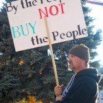 BY the people not BUY the people